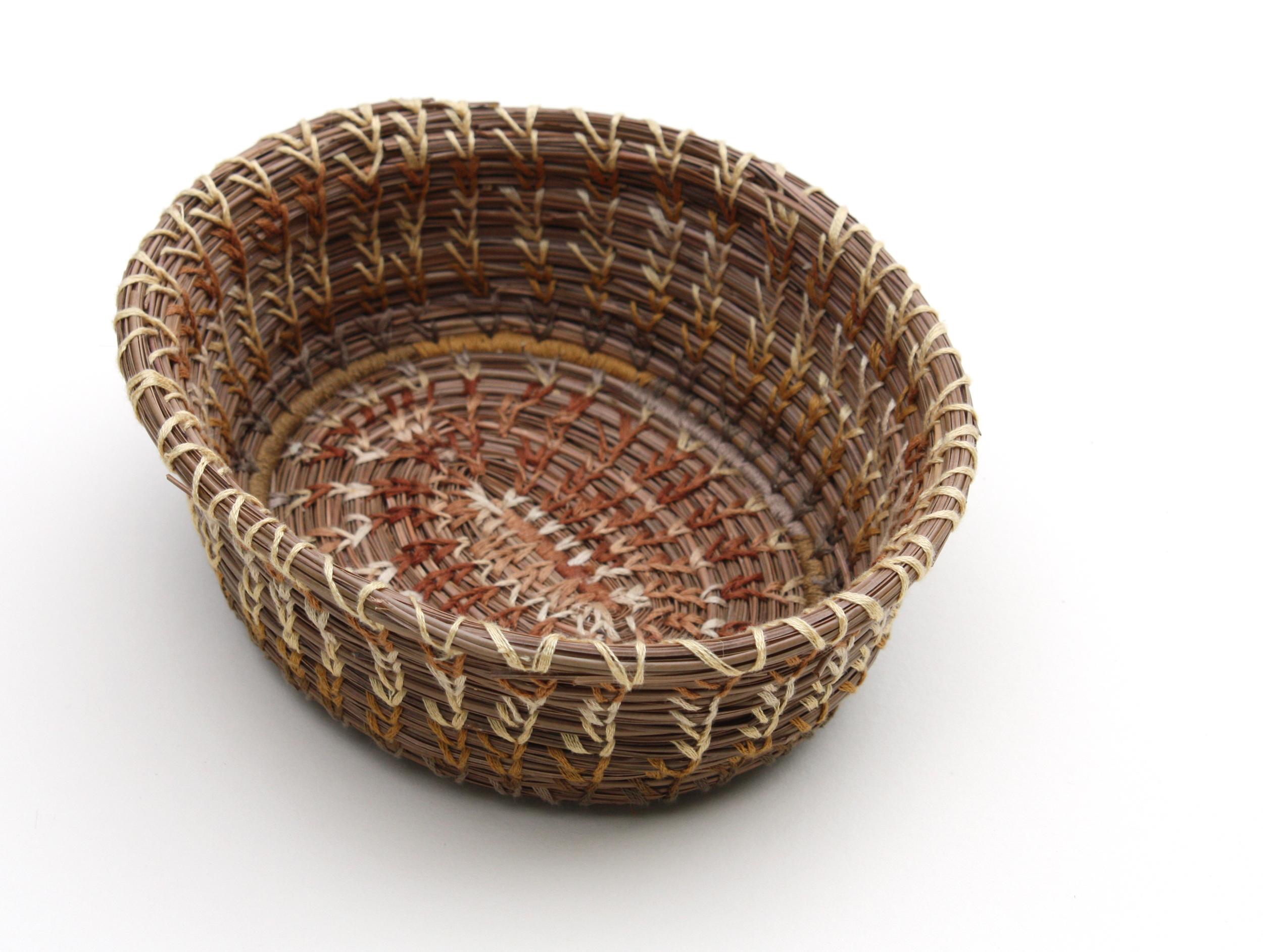 All About Pine Needle Baskets