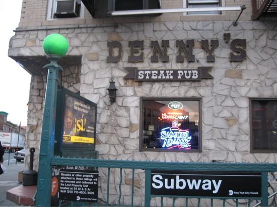 Our neighborhood bar - ZERO kitchen  - nor steak