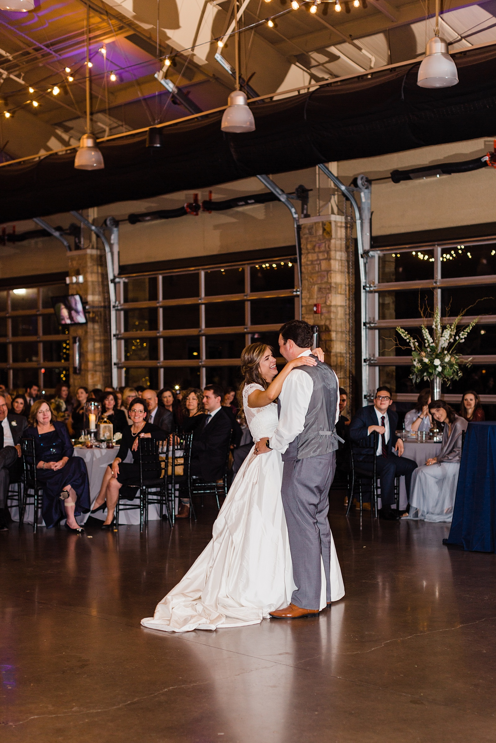 Winter Wedding At The Tuscaloosa River Market