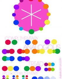 color scheme graphic copy