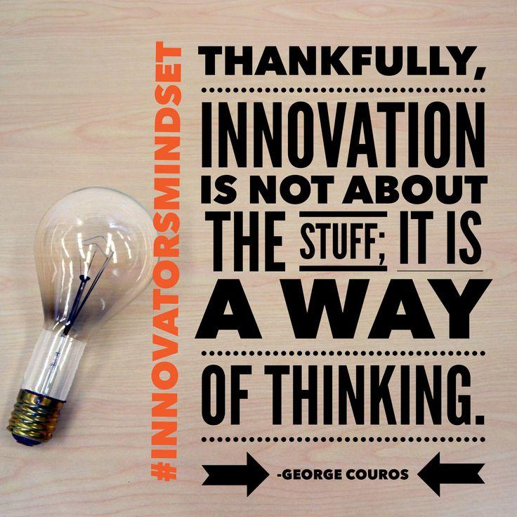 The #InnovatorsMindset MOOC Starting Soon! #IMMOOC