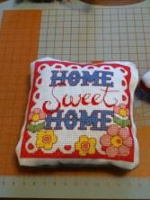 Home Sweeet Home Cushion