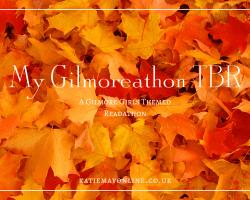 gilmoreathon readathon reading tbr