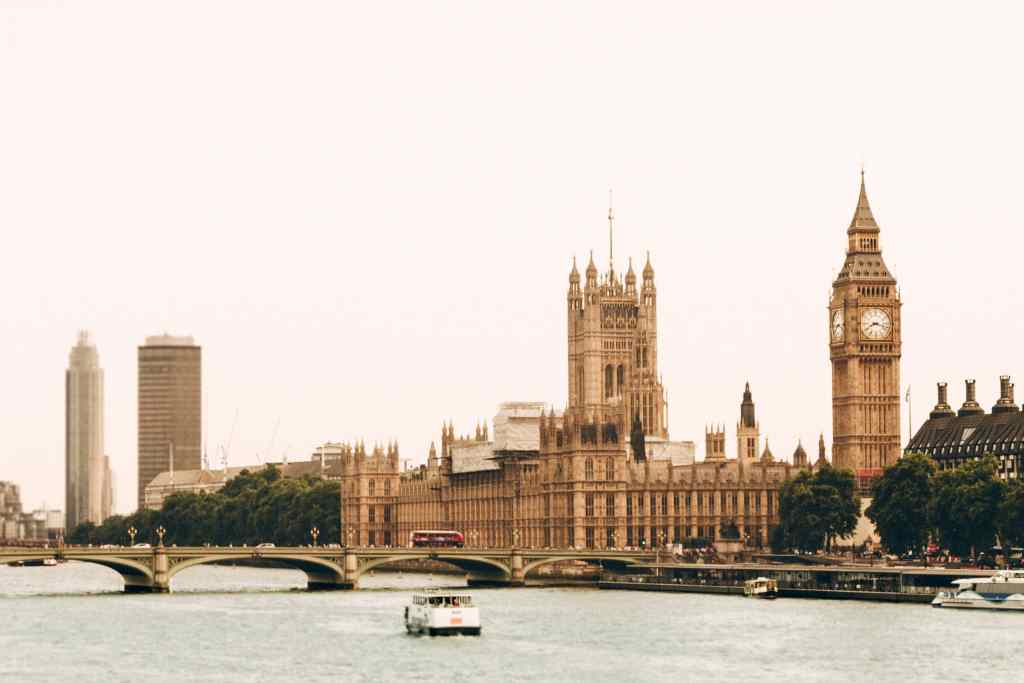Houses of Parliament is where politicians in the UK work