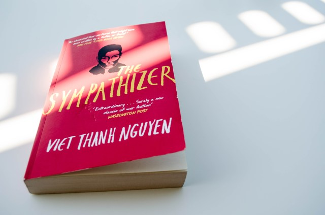 The Sympathizer by Viet Thanh Nguyen tells the story of a communist sleeper agent after the Vietnam War