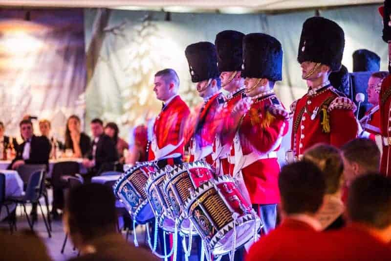 1RRF Corporal's Mess Christmas Ball