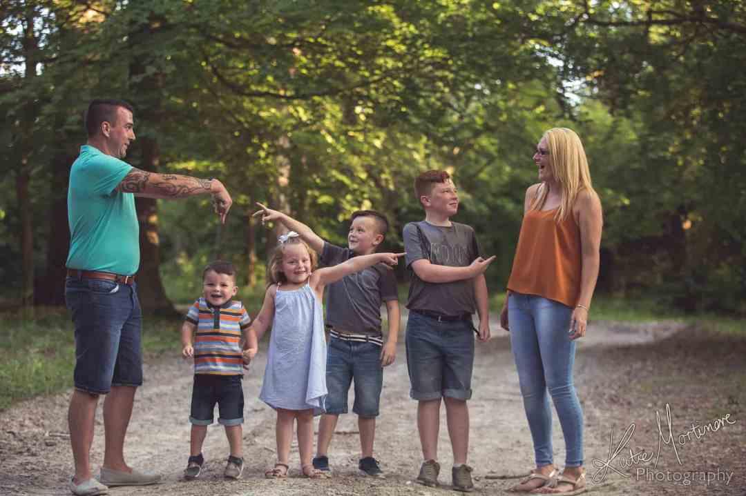family kid portraits tidworth sailsbury amesbury andover