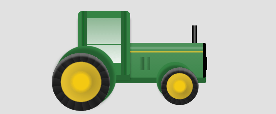 CSS Tractor