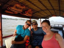 Our tour of the Mekong Delta