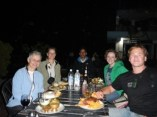 Our first Active Himalayas dinner