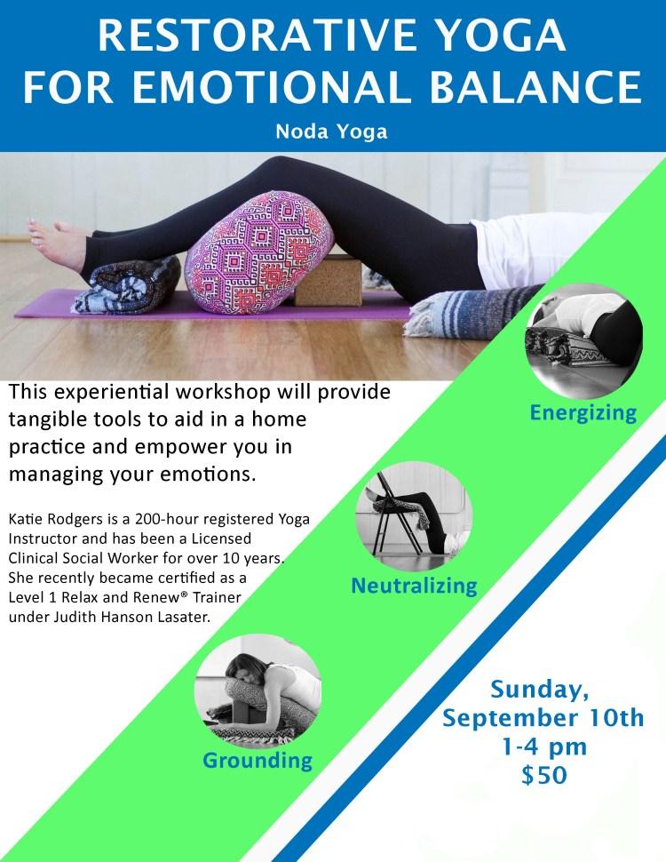 Restorative Yoga Final