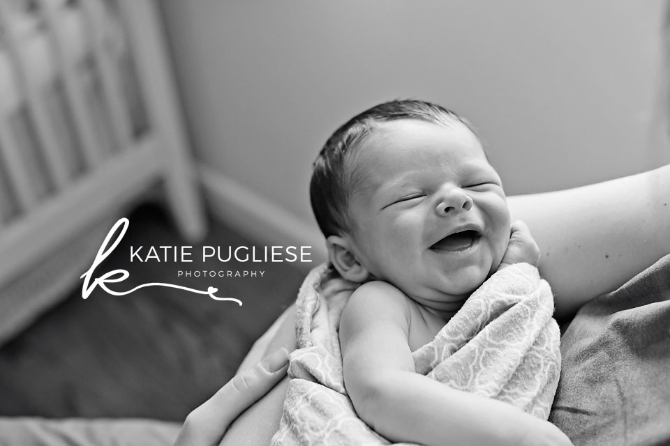 Lifestyle Newborn Family Session
