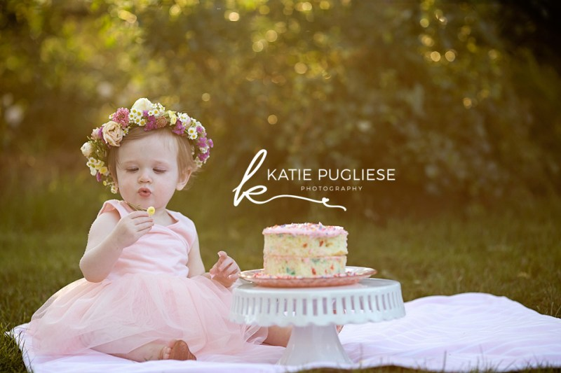 First Birthday Session: Stratford, CT Baby Photographer