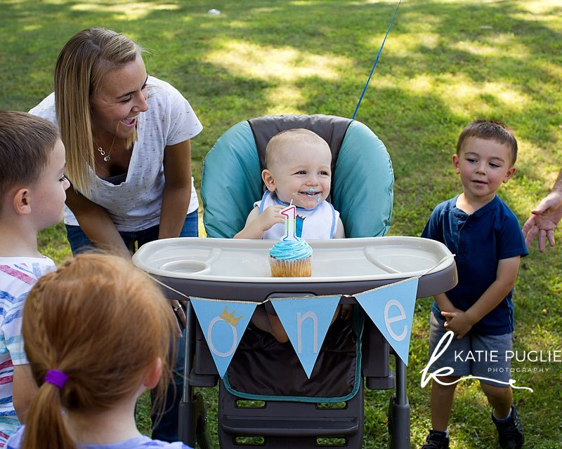 First Birthday Party Photos to Capture While Still being Present