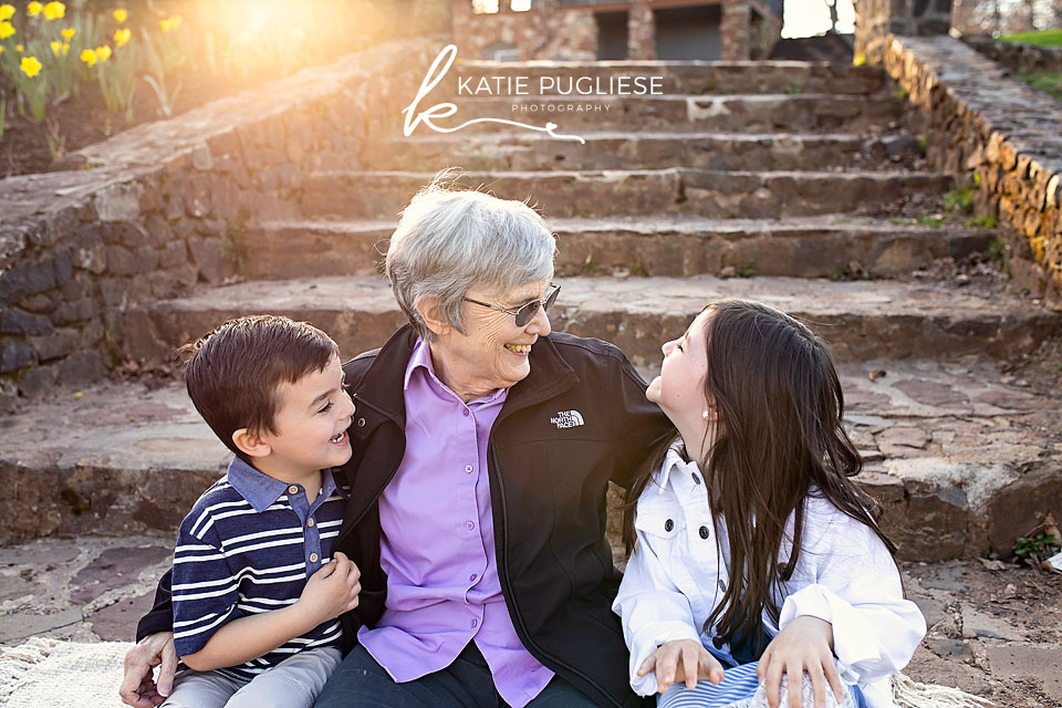 three generations photo session