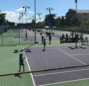 Special Olympics Tennis
