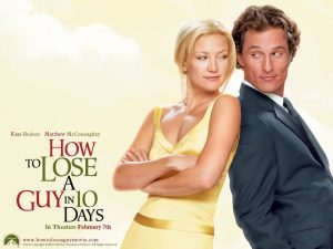 Top 10 Favorite Movies: How to Lose a Guy in Ten Days