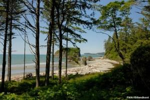 Why I Love Olympic National Park: Ruby Beach