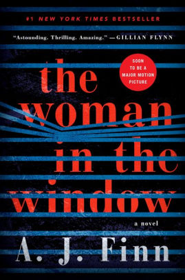 Favorite Books of 2018 - The Woman in the Window