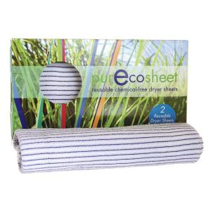 Pur Eco Sheet - Reusable Chemical-Free Dryer Sheets; Five Faves 2-22-19