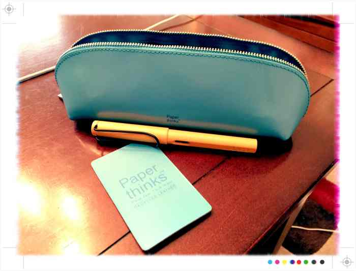 Paperthinks Pencil Case