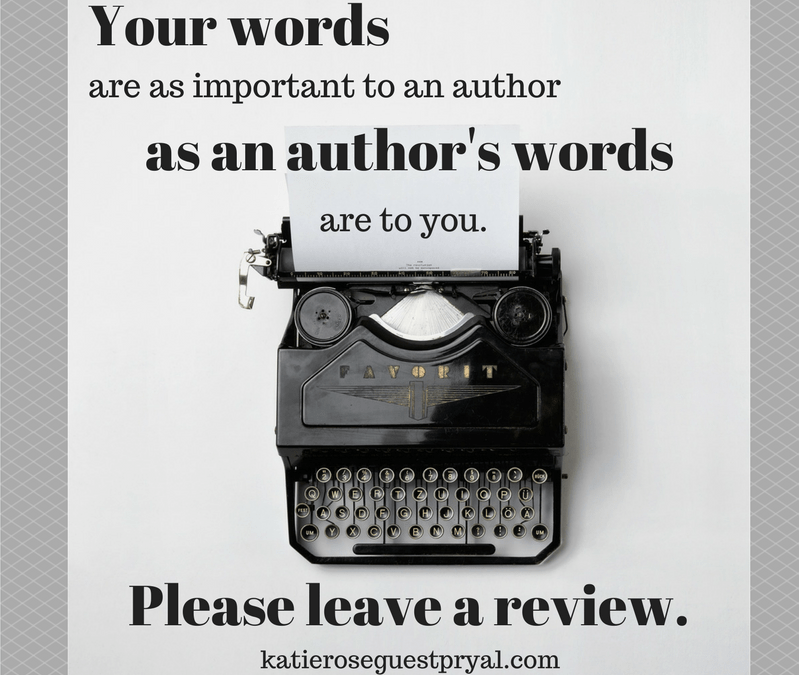 How To Write An Amazon Book Review