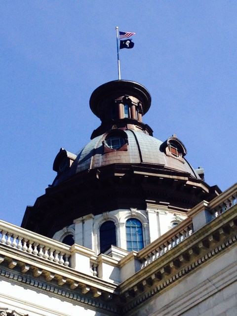 Columbia State Capital