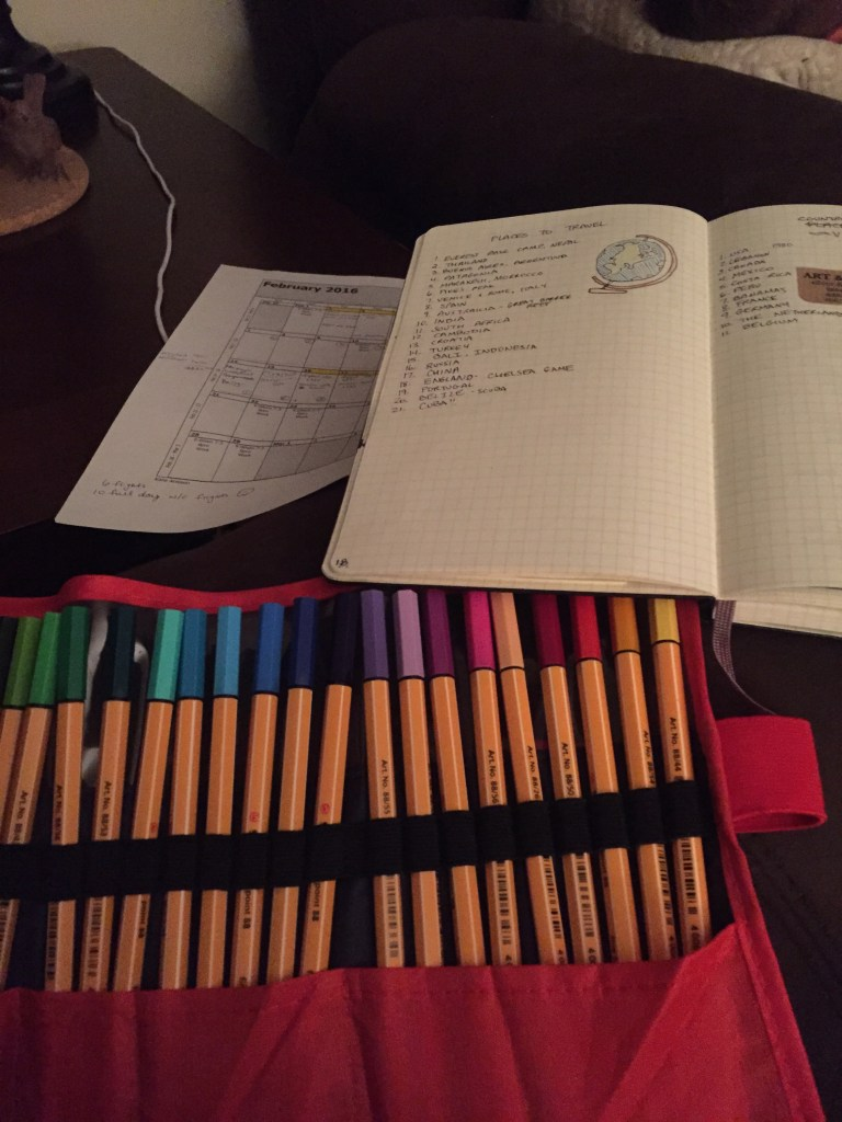 Stabilo Pens