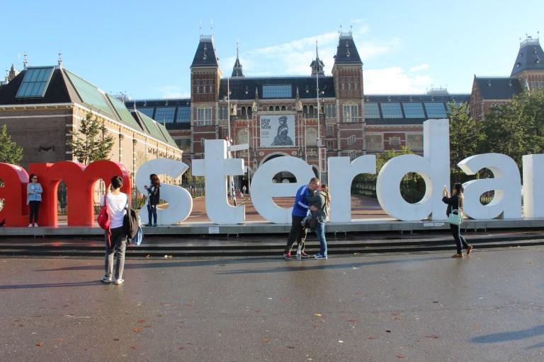 European Engagement, proposal, Amsterdam, I am Amsterdam