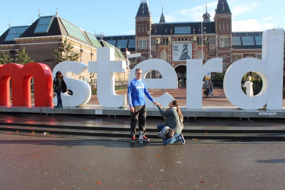 European Engagement, Amsterdam, proposal