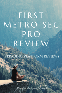 FirstMetroSecPro review