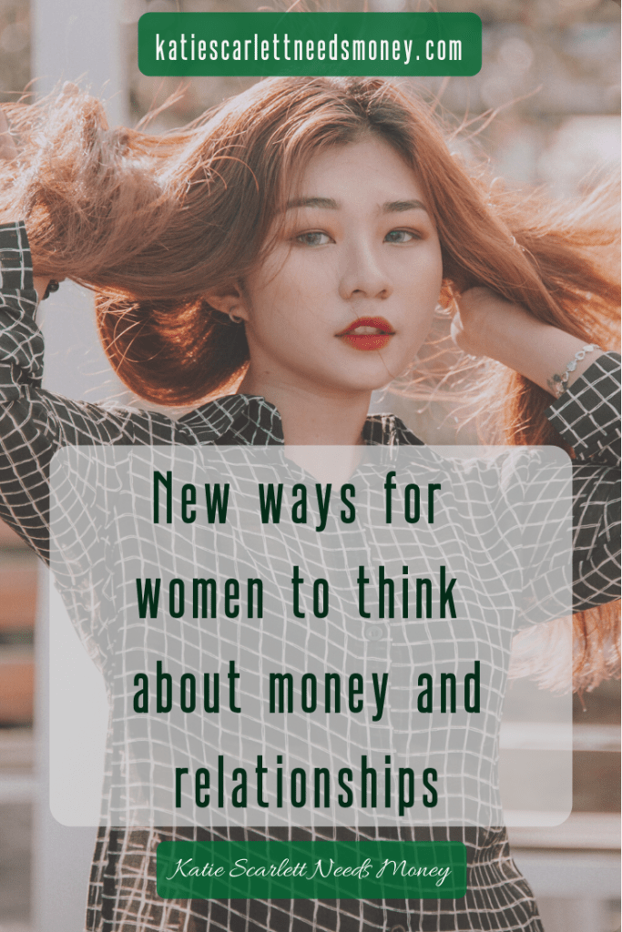 women relationships and money