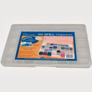 Bead organizer used for nails, washers & more