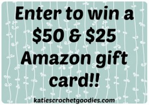 Amazon Gift Cards up for Grabs!