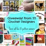 25 Crochet Pattern Winners