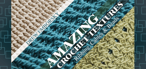 crochet-texture-stitches