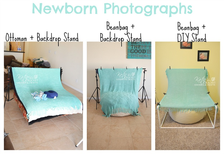 How To Make Newborn Bean Bag Prop