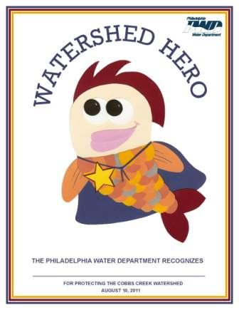 Watershed Hero Award