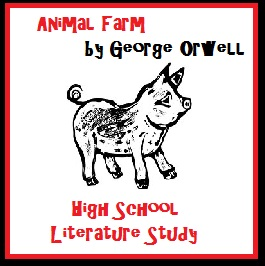 Animal Farm High School Literary Novel Study - Katie's
