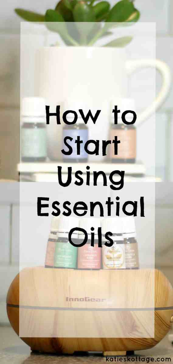 How to Start Using Essential Oils