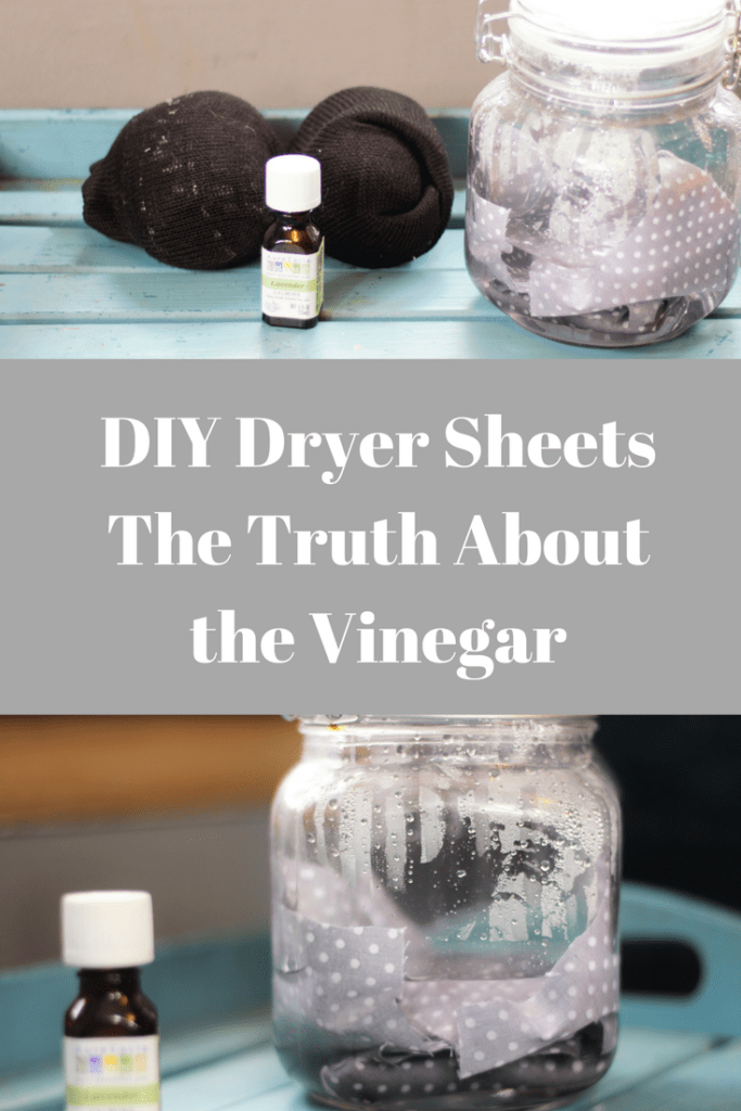 DIY Dryer Sheets - Laundry Hack