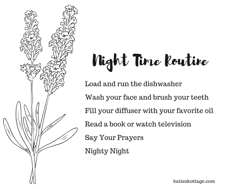 a simple night time routine that will help you get to sleep faster and set you up for a better morning #nighttimeroutine #sleepingtips