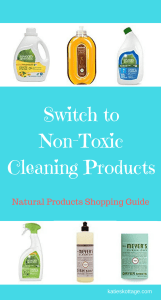 What essential oils should I buy? Natural Products Shopping Guide. | Non-toxic cleaners | Best essential oils | organic makeup