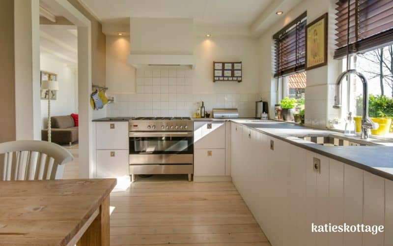 tips to declutter you kitchen