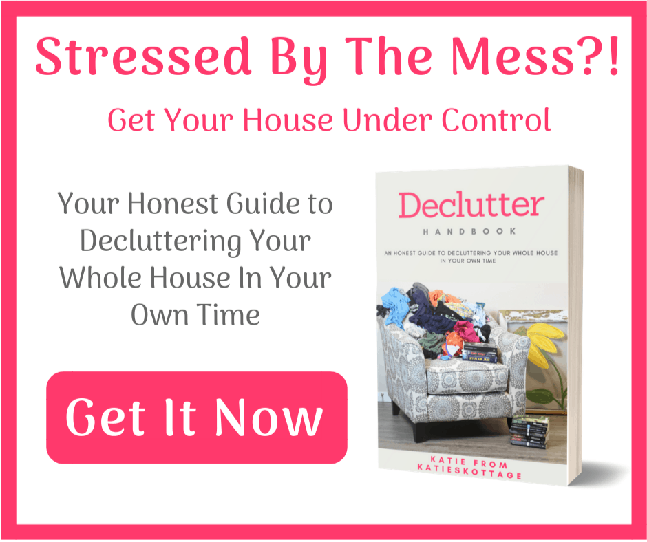 guide to decluttering your house