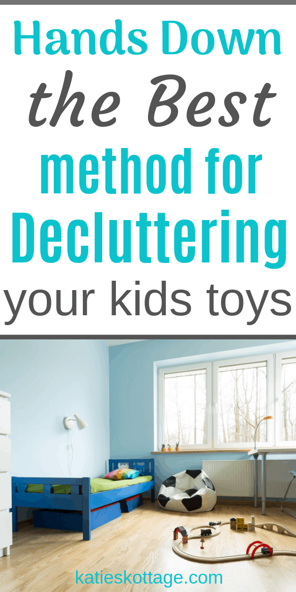 get your kids to declutter their toys