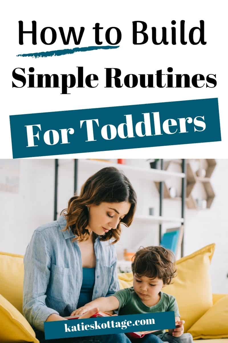 routines for toddlers