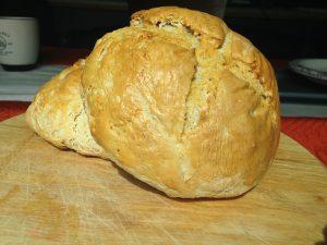 Abe Piasek Sourdough Bread