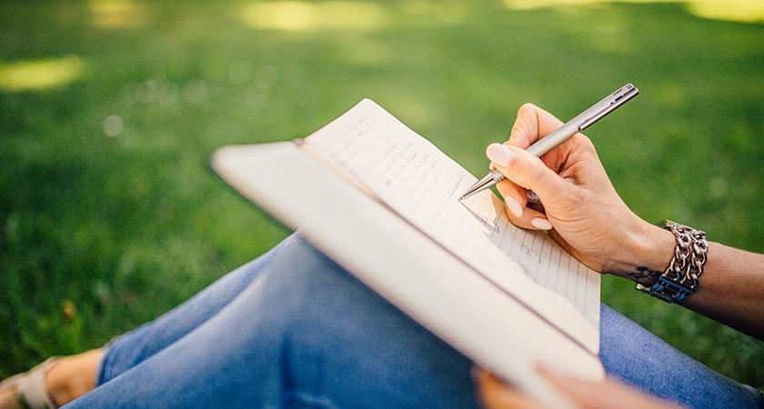 Planning Your Garden, Write Everything