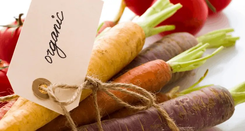 Organic Carrots | Heirloom Vegetables